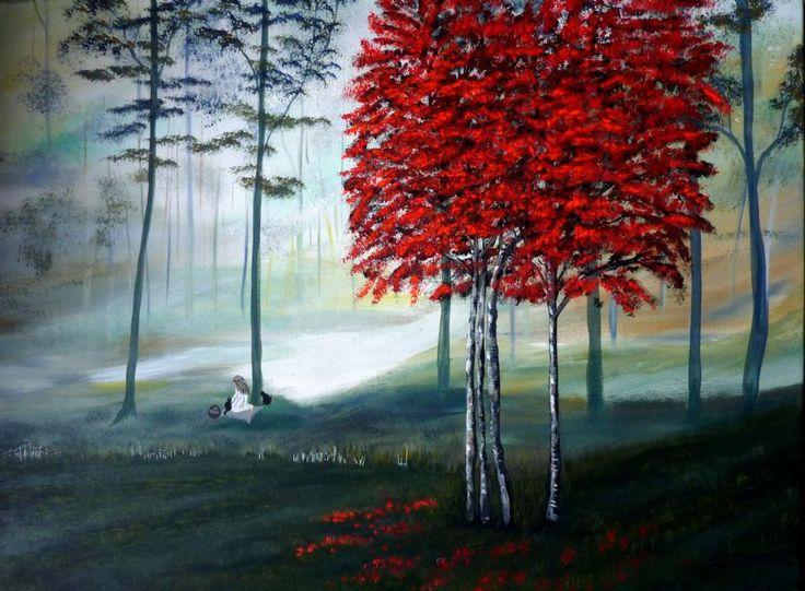 Se Maleriet Silence i galleriet på MyArtSpace.dk