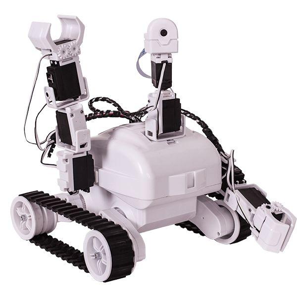 EZ-Robot - DIY kits w/ video