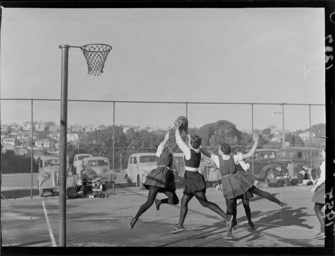 how to turn netball to basketball