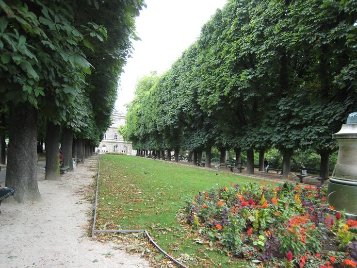 Versailles jardin