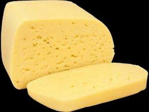 как сделать сыр дома за 15 минут - YouTube