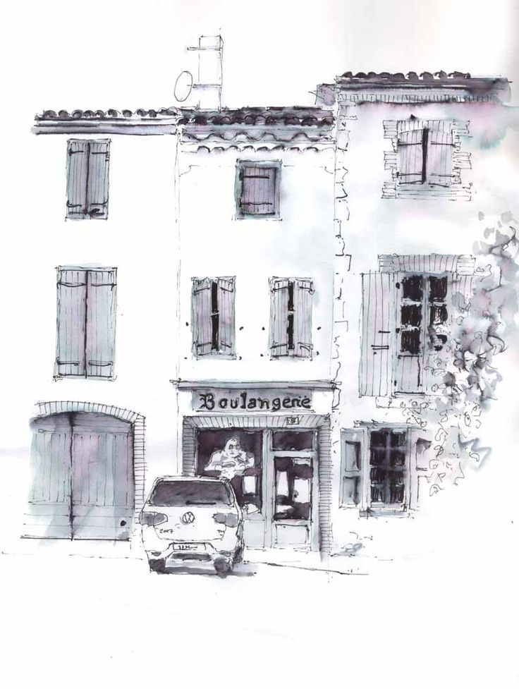 Boulangerie, St Felix