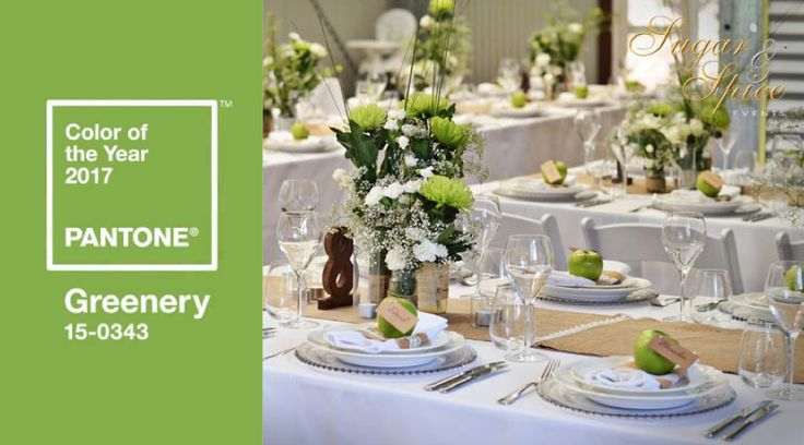 #Greenery  There is still a large trend towards Rustic styled weddings, and this wedding held at Gurragawee Estate was perfect.  The onsite barn was a relaxed setting for a white base in table linen and napkins, with bright pops of green matched with hessian and wooden accents.