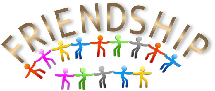 Think about Friends on World Friendship Day
