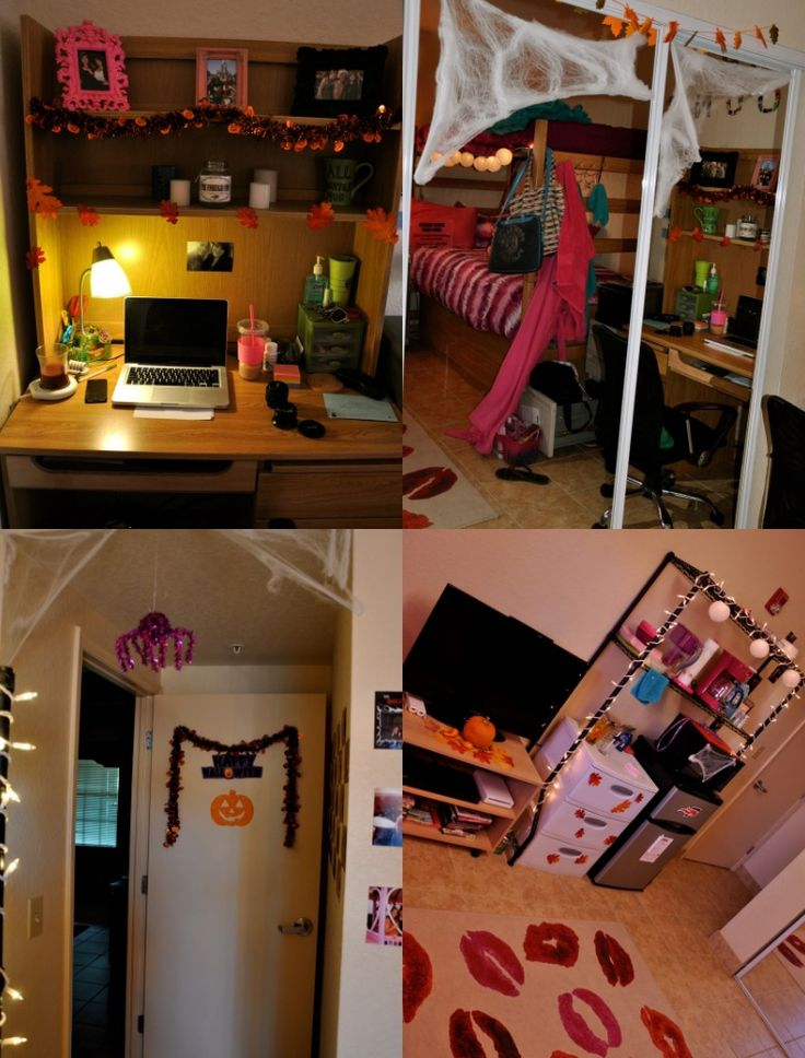 Halloween decorations for the dorm room  College Life  ~ 221735_Dorm Room Party Ideas