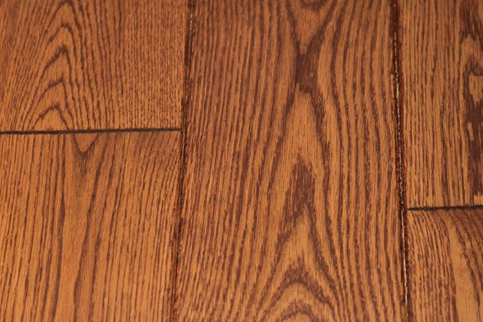 Reclaimed Oak Flooring with Color