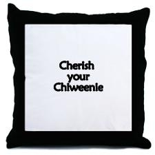 Chiweenie pillow!: Love Word, Dogs, Cafepress Com, Girls Generation, Pet Peeves, Keep Calm, Poe Quotes, Throw Pillows, Nachos Libre
