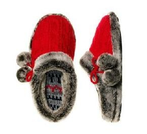 Dearfoam Slippers Size Small (5-6) ALL FEES INCLUDED