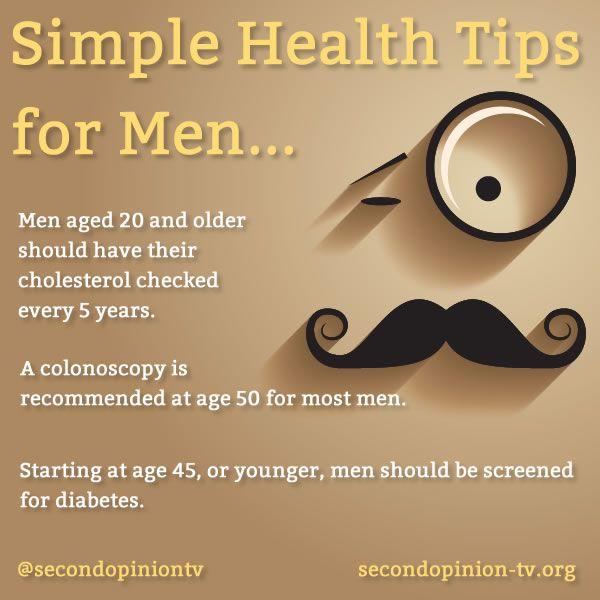 Hey guys…stay healthy. Get screened.