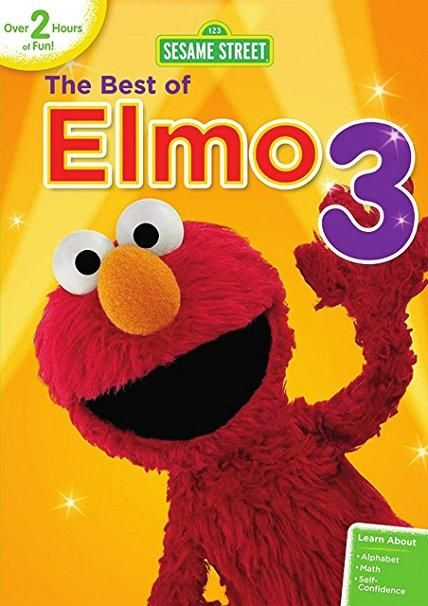 Kevin Clash & Ken Diego & Martin P. Robinson & Leslie Carrara-Rudolph-Sesame Street: The Best of Elmo 3