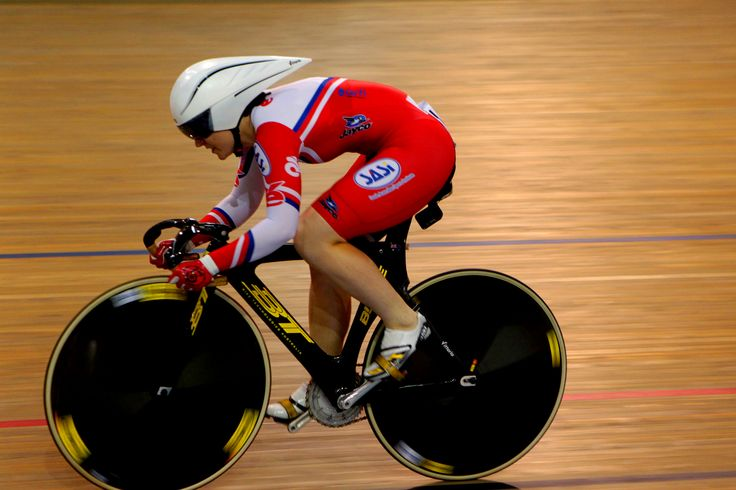 2015 Track National Championships - Anna Meares. Vittoria Tyres. Photo Credit: Cycling Australia.