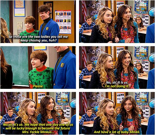 "#GirlMeetsWorld 1x07 ""Girl Meets Maya's Mother"""