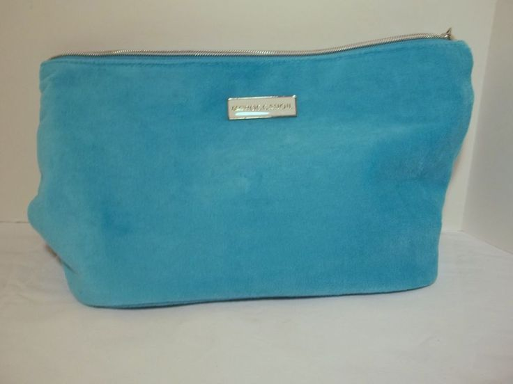 COSMETIC BAG, NEW, UNUSED,Moroccan Oil, Travel Cosmetic Bag, New in Turquoise #MorroccanOil