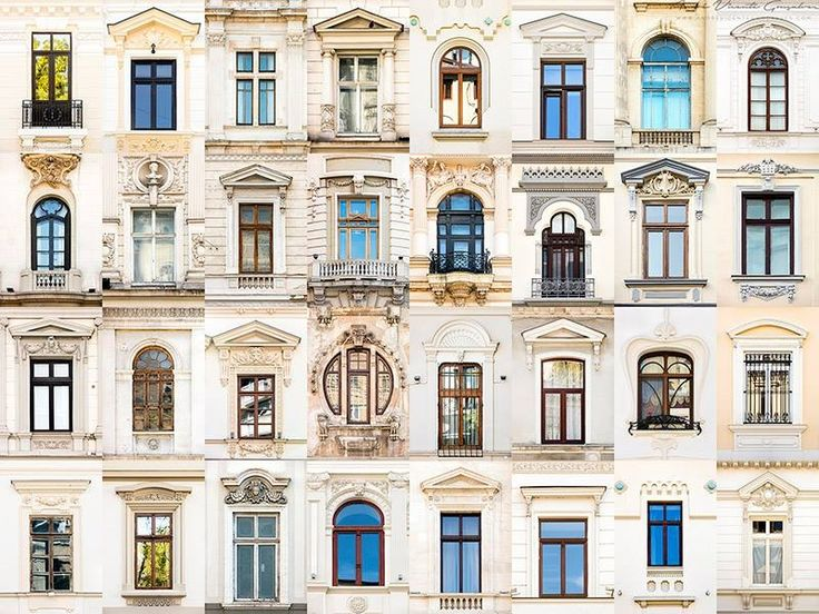 Bucharest Windows