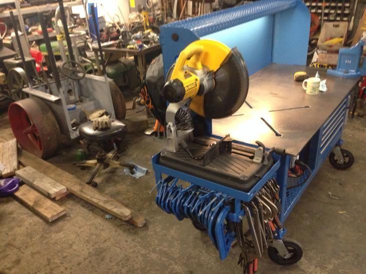 Welding bench                                                                                                                                                                                 More