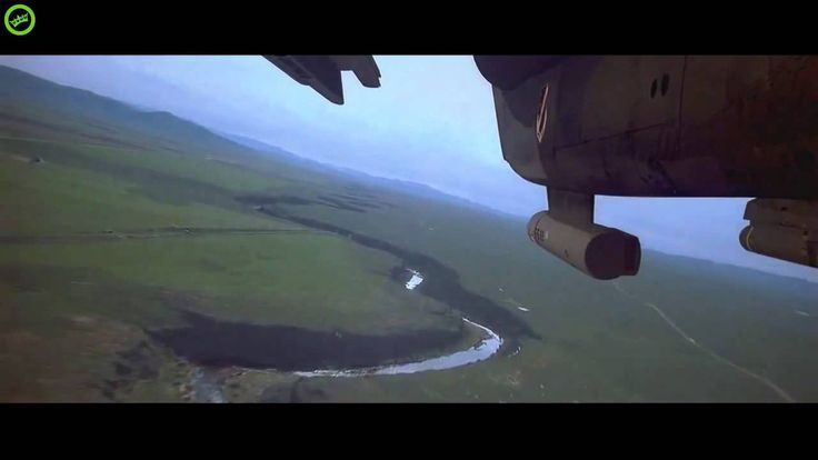 The Best Four Minutes Of #Warplane Footage You'll Ever Watch