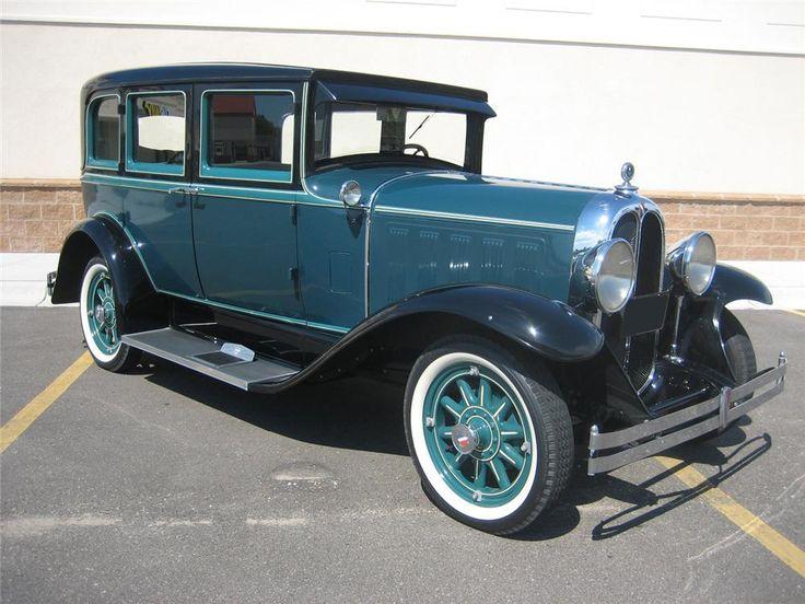 1929 OAKLAND 4 DOOR SEDAN