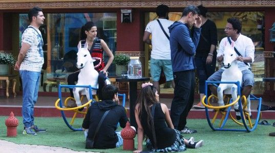 Day 5, Bigg Boss 10 : Celebrities Differ While Indiawale Stick Together