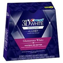 Crest 3D White Whitestrips Glamorous White Teeth Whitening Kit