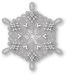 Memory Box Arpeggio Snowflake Craft Die
