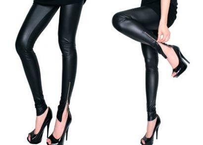7.000 Ft helyett 3.690 Ft: Öltözz úgy, ahogyan a sztárok! Hangsúlyozd ki formás alakod, ebben a trendi bőr hatású leggings-ben, amelyet a mindennapokban vagy különleges alkalmakkor is viselhetsz!