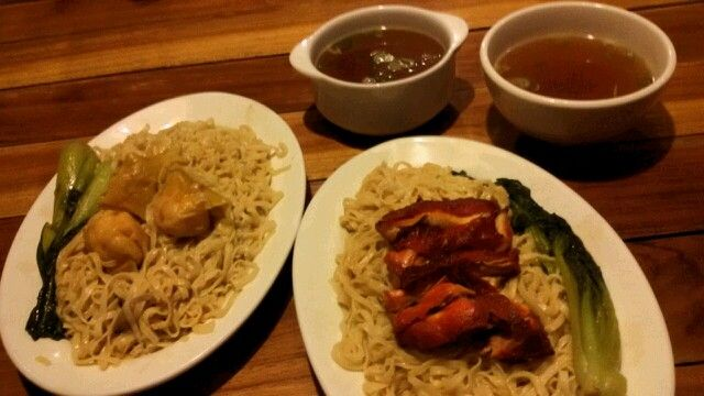 Bakmi ala Happy Day Restaurant
