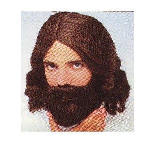 Biblical Wig & Beard Set (3 COLOUR OPTIONS)