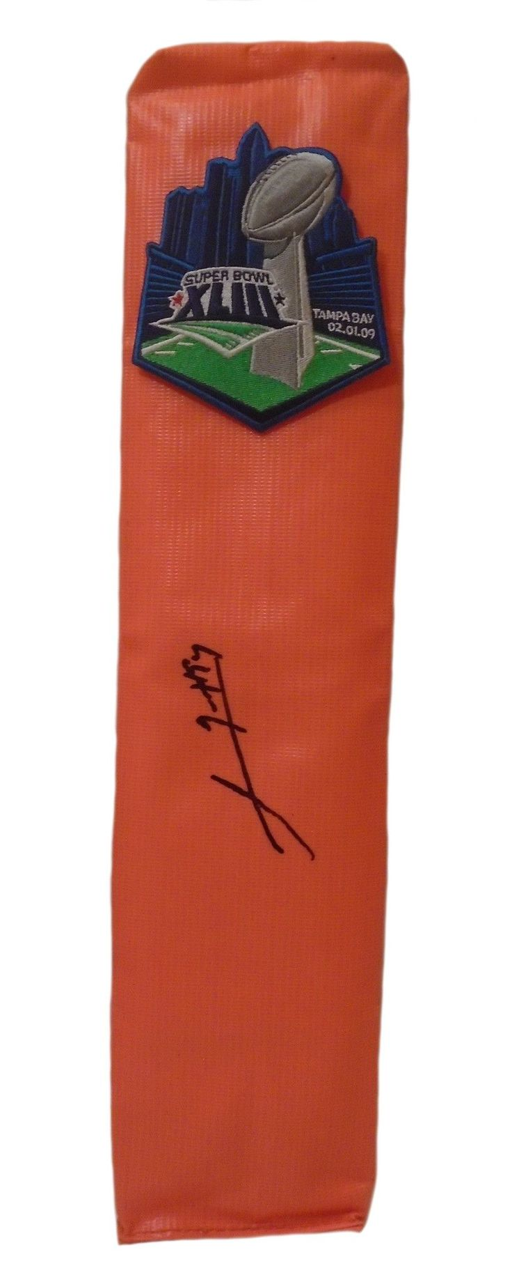 Lawrence Timmons signed Pittsburgh Steelers full size football touchdown end zone pylon w/ proof photo.  Proof photo of Lawrence signing will be included with your purchase along with a COA issued from Southwestconnection-Memorabilia, guaranteeing the item to pass authentication services from PSA/DNA or JSA. Free USPS shipping. www.AutographedwithProof.com is your one stop for autographed collectibles from Pittsburgh sports teams. Check back with us often, as we are always obtaining new…