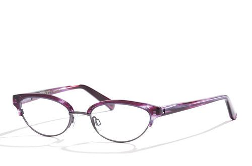 The Bevel Layla Eyeglasses from the Bevel Acetate Eyewear Collection. FedEx Worldwide shipping at no charge! We have a great selection of Bevel eyeglasses and sunglasses at LuxuryEyesite.com.