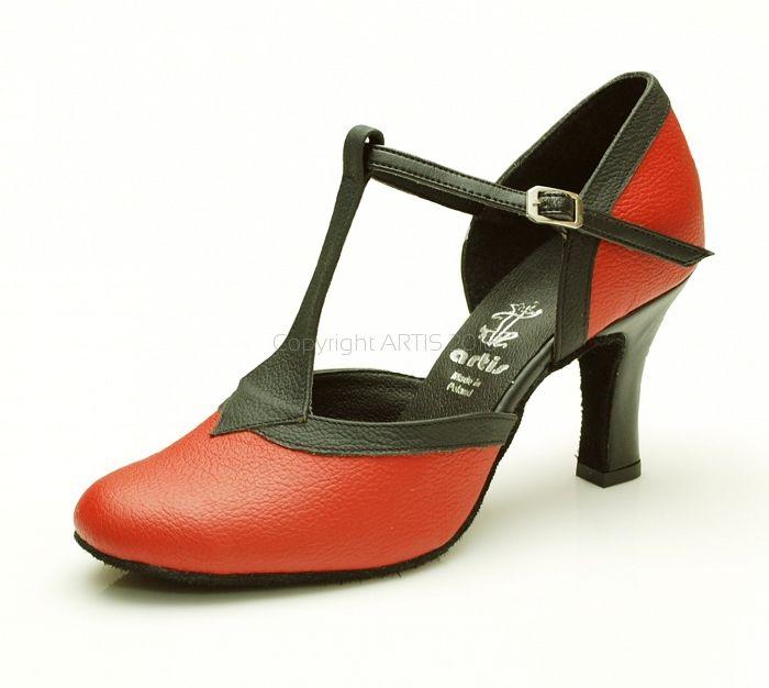 model DA-1 - Artis - Profesjonalne obuwie taneczne, buty do tańca towarzyskiego