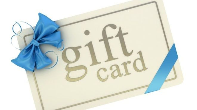 Advantages of Gift Cards - goshopandsave