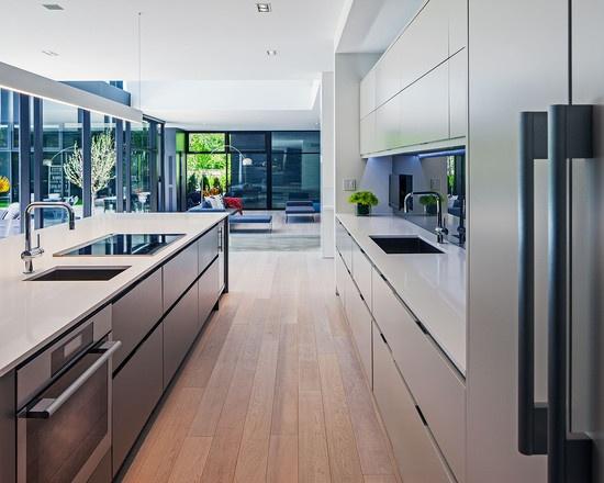 81 best Ultra Modern Kitchens images on Pinterest ... on Ultra Modern Luxury Modern Kitchen Designs  id=46019