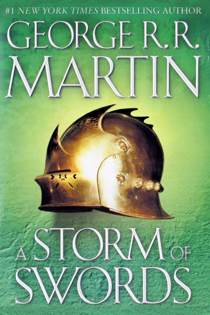 A Song Of Ice And Fire Book 3