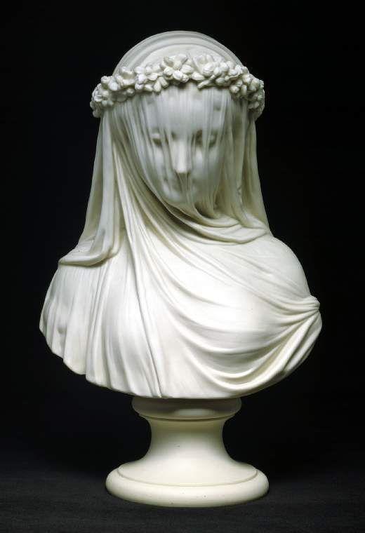 Quot Veiled Lady Quot Raffaelle Monti Sculptor Perhaps The Most