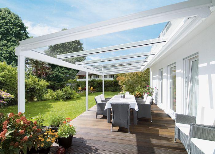 Les 25 meilleures idées concernant glasdach terrasse sur pinterest ...