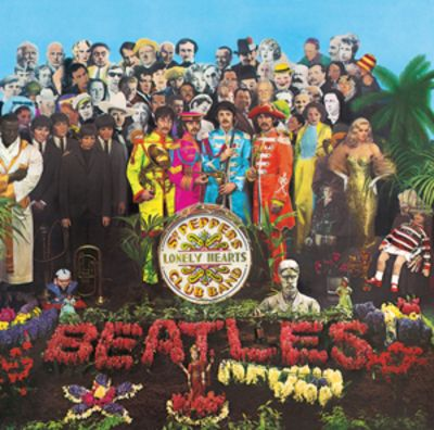 Sgt. Pepper's Lonely Hearts Club Band, Vinyl (HMV)