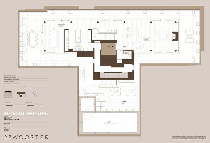 Four Seasons Las Vegas Floor Plan: 180 Best Images About Design_plan On Pinterest