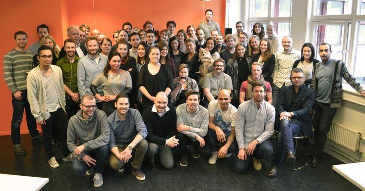 bilde av Idium ansatte