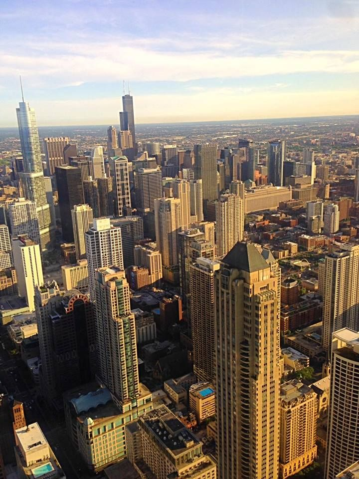 Chicago, 95th floor
