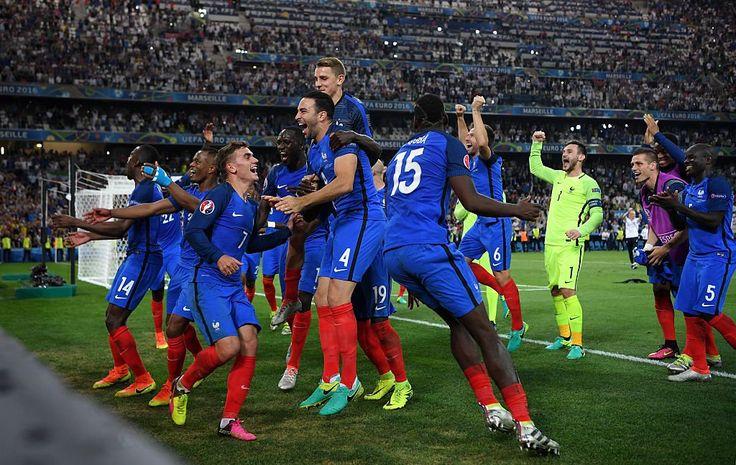 France #EURO2016