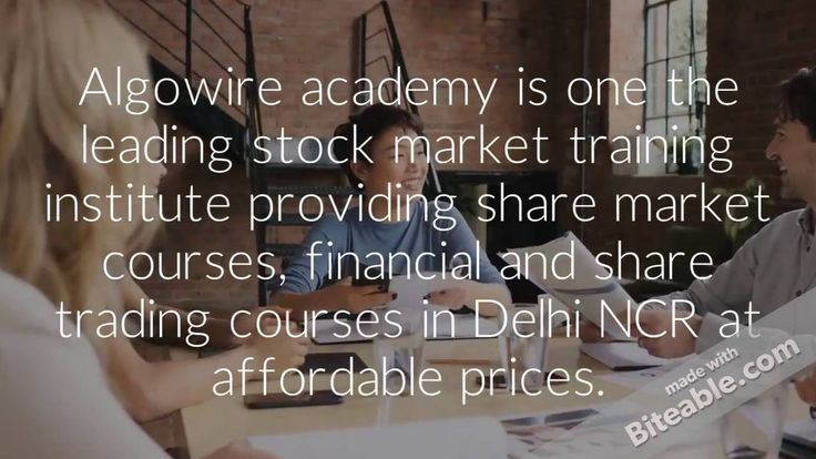Best  tutorial of  Share market course