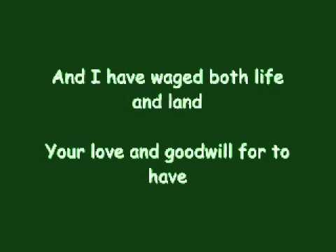 Nolwenn Leroy - Greensleeves + Lyrics (Paroles)