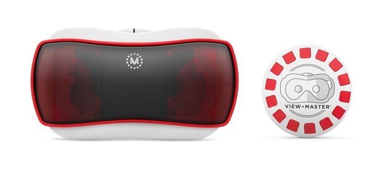 "Apple inicia venda de óculos de realidade virtual ""View-Master"""