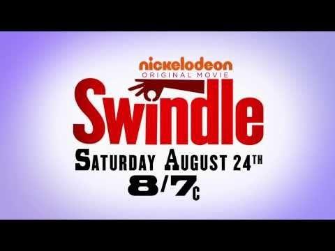 Swindle - Nickelodeon Movie Trailer