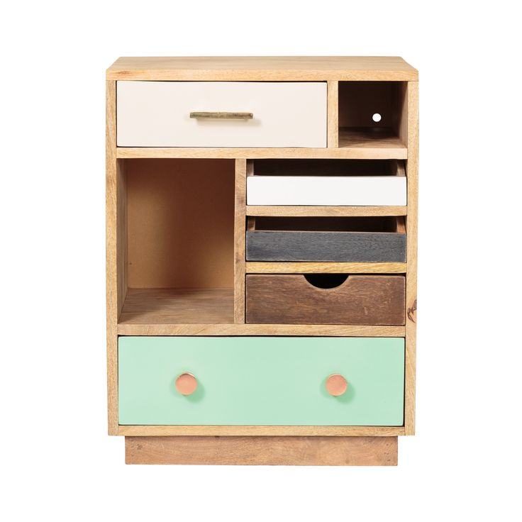 Buy the Halle Wooden Bedside Cabinet - Right at Oliver Bonas. We deliver Homeware throughout the UK within 5-12 working days from £35.