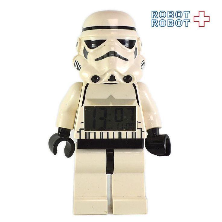 スターウォーズ LEGO ストームトルーパー 目覚まし時計 STAR WARS LEGO Stormtrooper Alarm Clock #レゴ #レゴ買取 #LEGO #おもちゃ #おもちゃ買取 #フィギュア買取 #アメトイ買取 #vintagetoys #中野ブロードウェイ #ロボットロボット #ROBOTROBOT #中野 #WeBuyToys