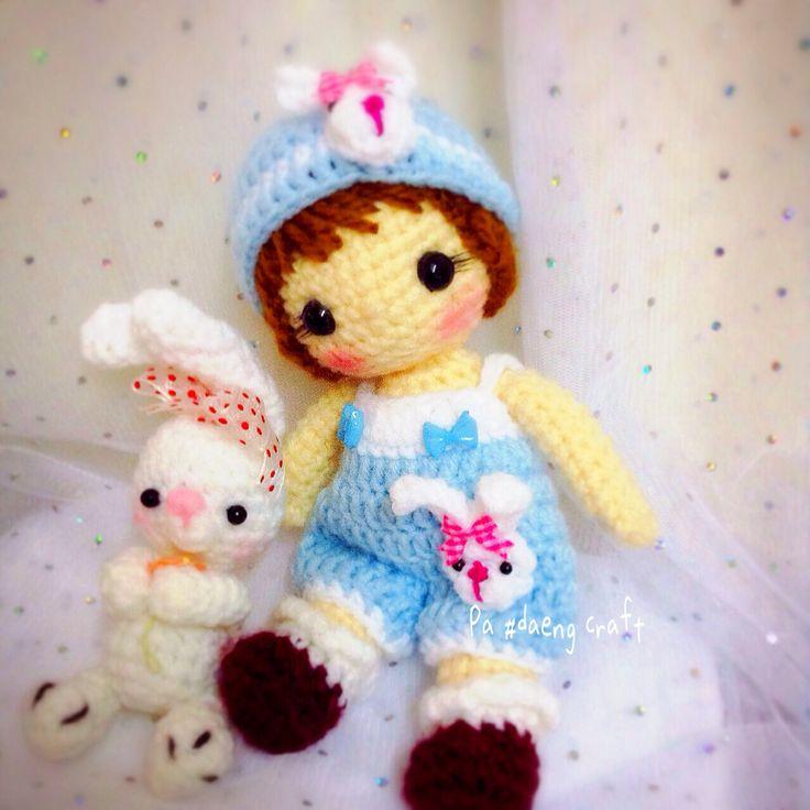 327 besten Crochet baby dolls and accessories Bilder auf Pinterest ...