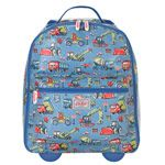 Construction Site Kids Backpack Suitcase