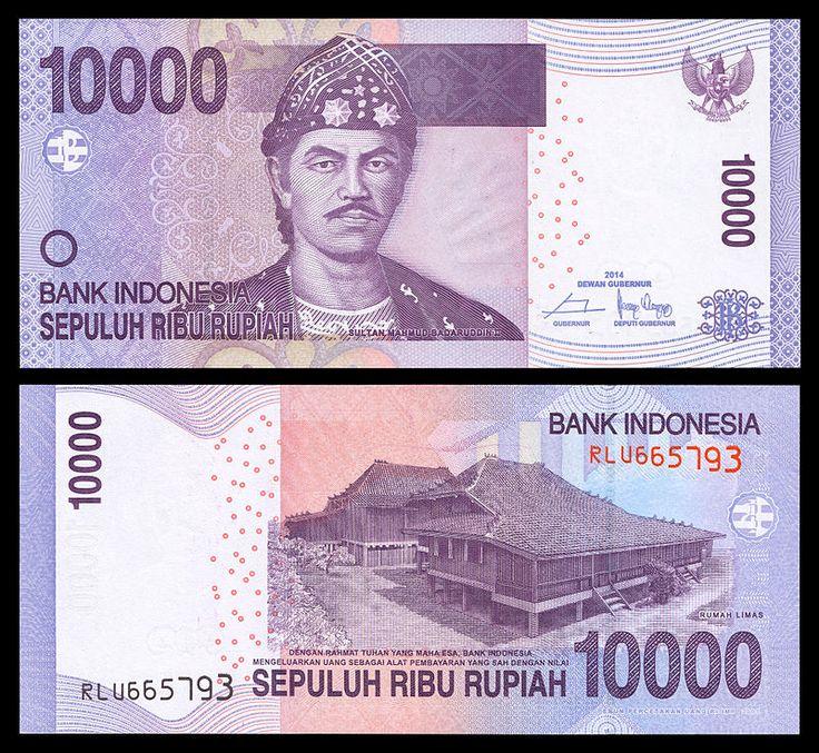 indonesië bankbiljet