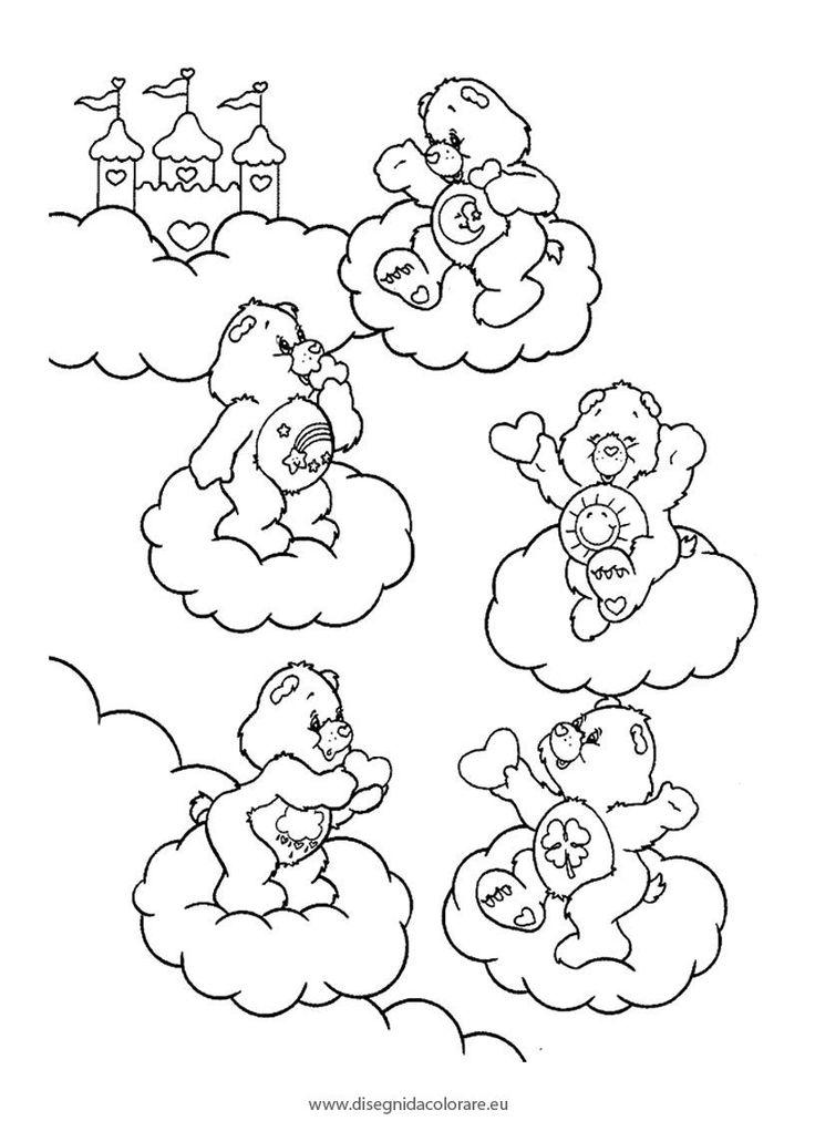 Disegni orsetti da colorare - Disegni da colorare - IMAGIXS